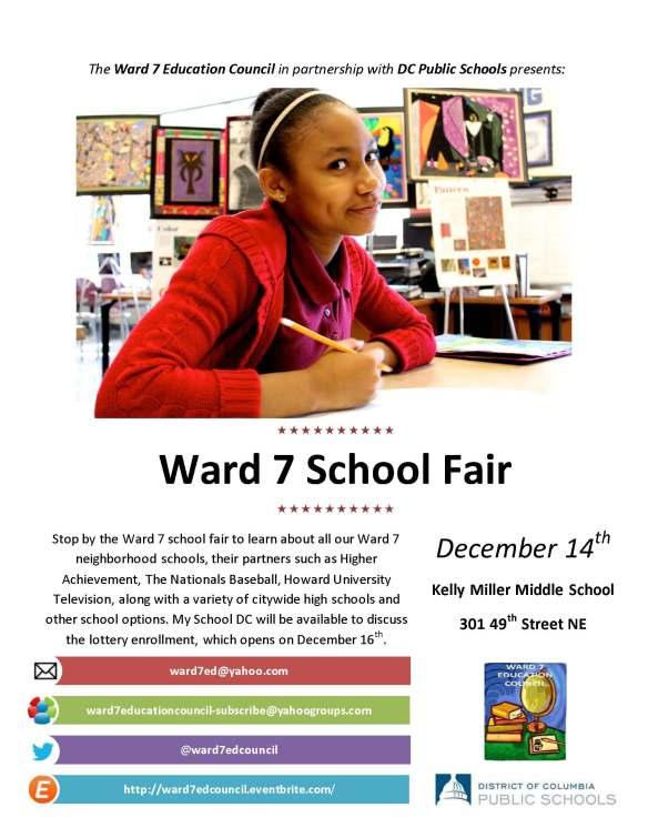 W7 School Fair