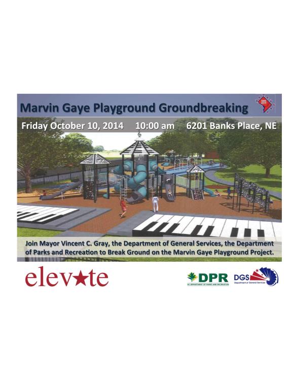 Marvin Gaye Park