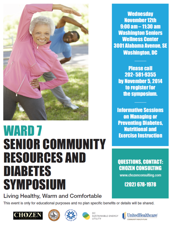 Ward 7 Seniors Diabetes